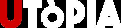 Utòpia Logo, © Elia Cristofoli 2020