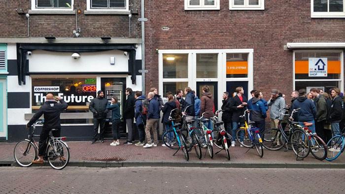 Code ai coffeeshop ad Amsterdam
