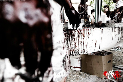 Il sangue finto