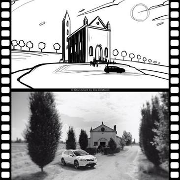 Subaru spot scena 1