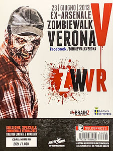 The Walking Dead Edizione ZWVR