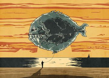 Il pesce eclisse