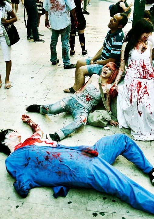 Cadaveri...