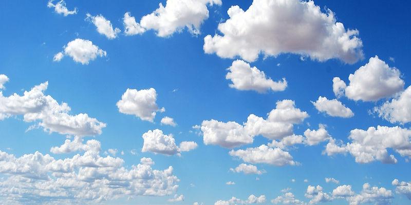 Cielo, blue sky - Elia Cristofoli