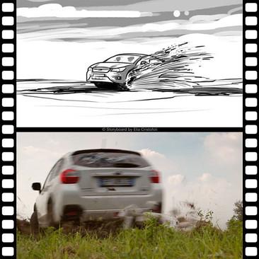 Subaru spot scena 11