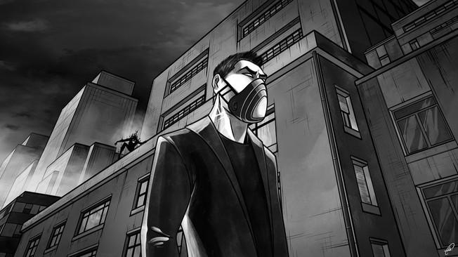 Utòpia graphic novel project