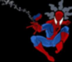 Disegno vettoriale Spiderman
