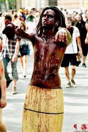 Masai zombie
