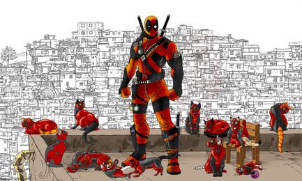 Deadpool's kittens (incomplete)