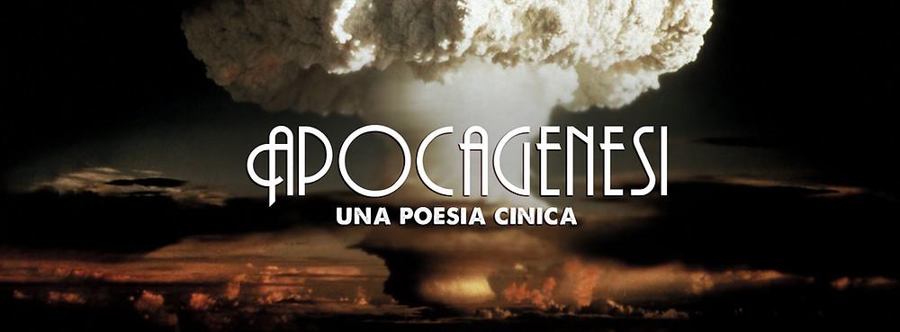 Apocagenesi, poesia apocalittica di Elia Cristofoli