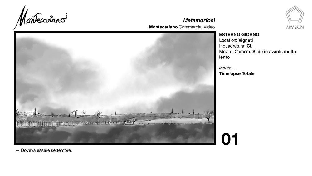 Montecariano Storyboard
