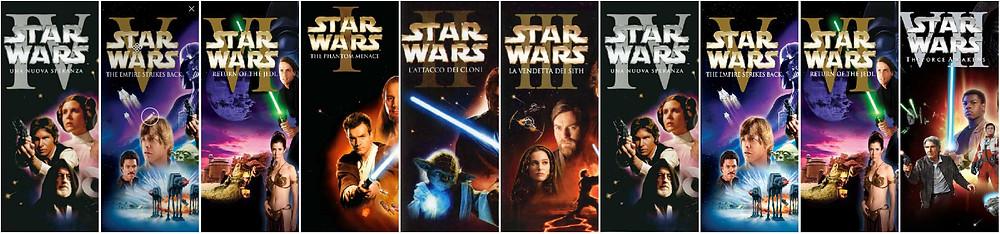 Star Wars All Movies