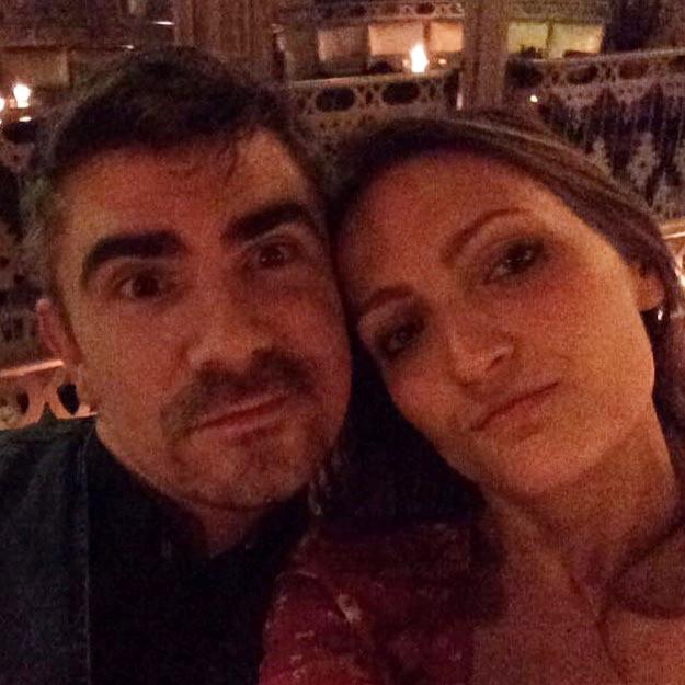 Elia Cristofoli e Chiara Leoni