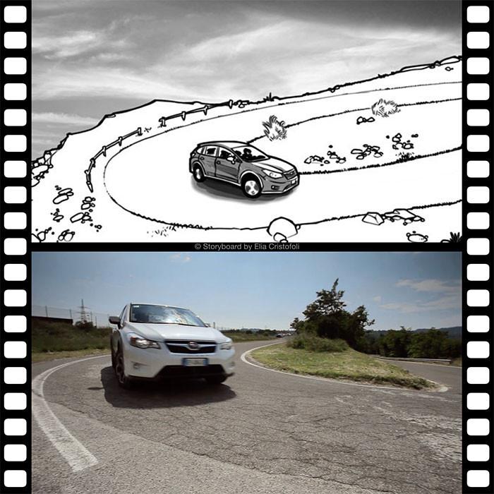 Subaru spot scena 6