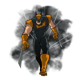 Batwerine (Batman + Wolverine)