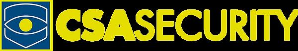 CSA Security logo design by Elia Cristofoli 2017