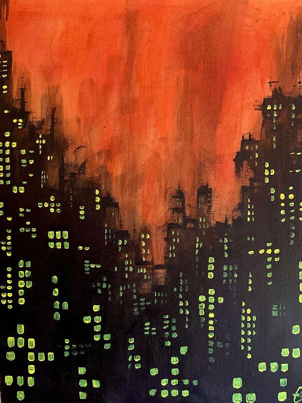 Gotham, di Elia Cristofoli