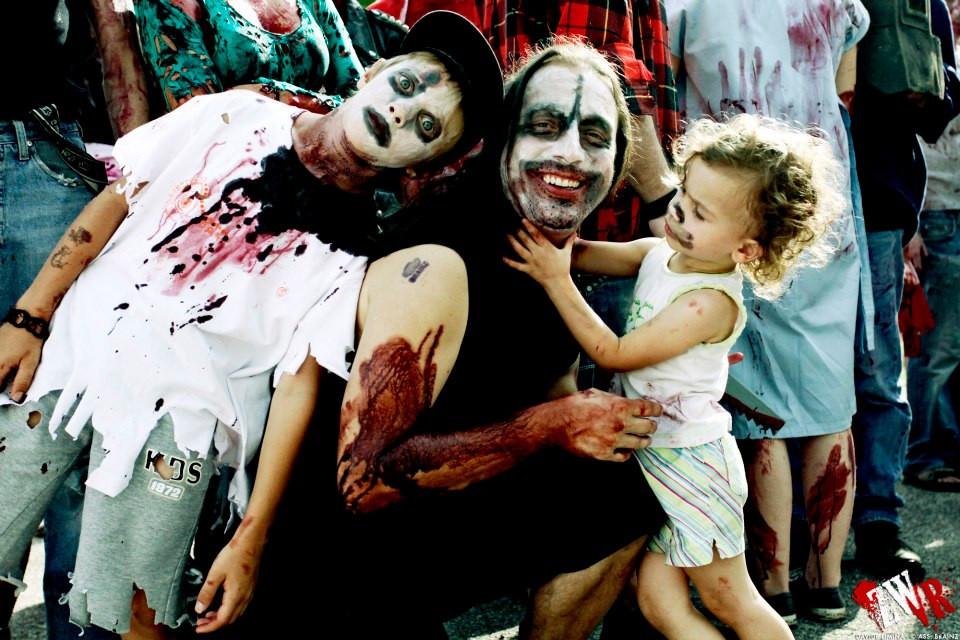 Famigliola felice