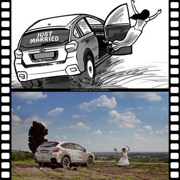 Subaru spot scena 12
