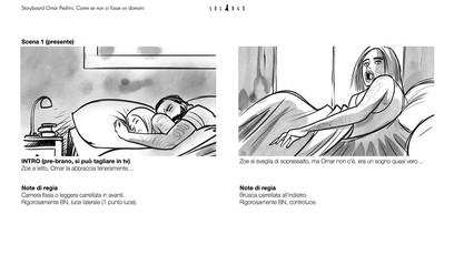 Storyboard Omar Pedrini