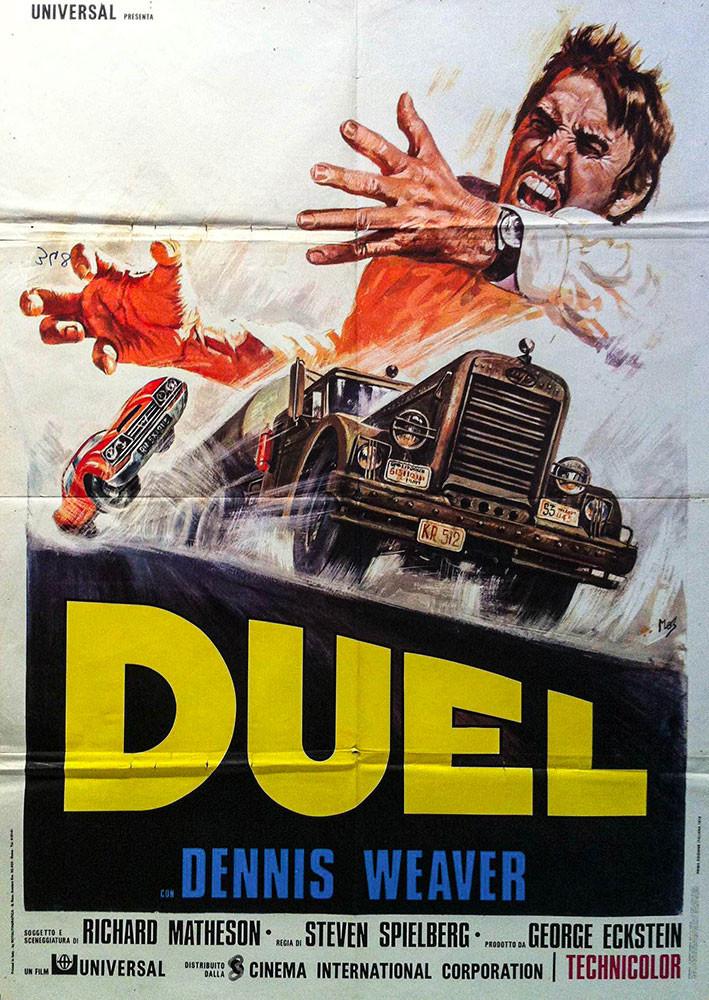 Duel, 1973, di Steven Spielberg