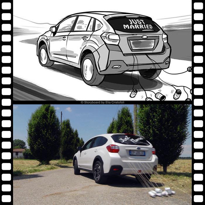 Subaru spot scena 5