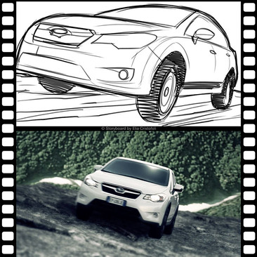 Subaru spot scena 4