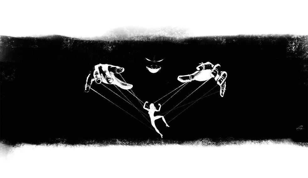 Manipolatore, psicopatico - Uomini terribili e come evitarli
