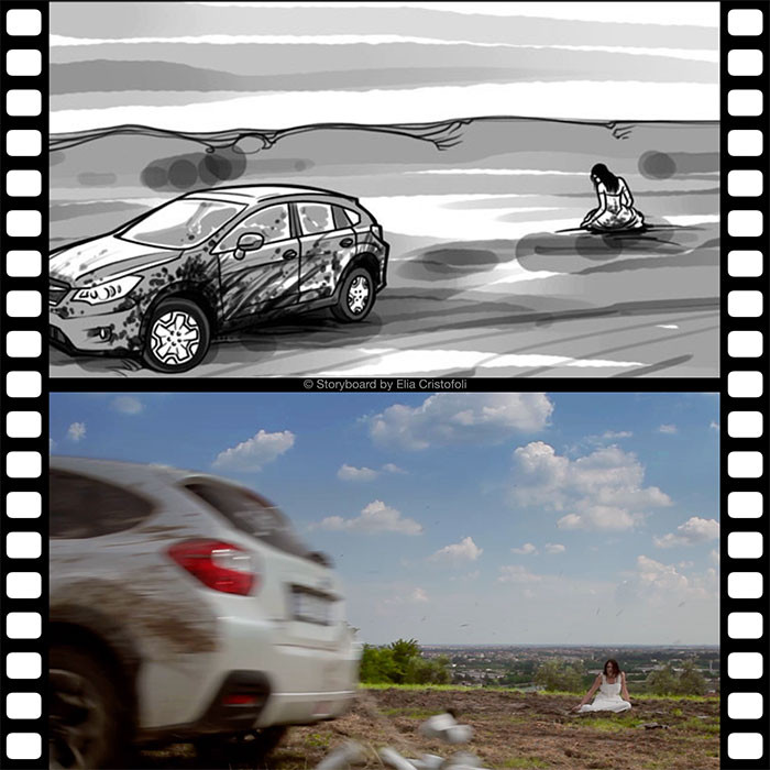 Subaru spot scena 15