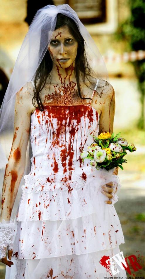 La sposa...
