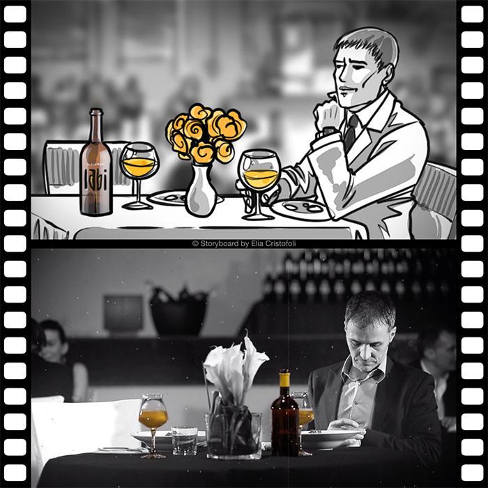 LABI Beer spot scena 2
