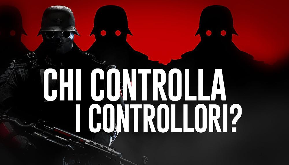 Wolfenstein, game ambientato in un mondo dispotico