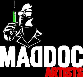 Logo Maddoc Artists