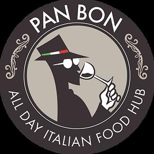 Pan Bon Logo Insegna