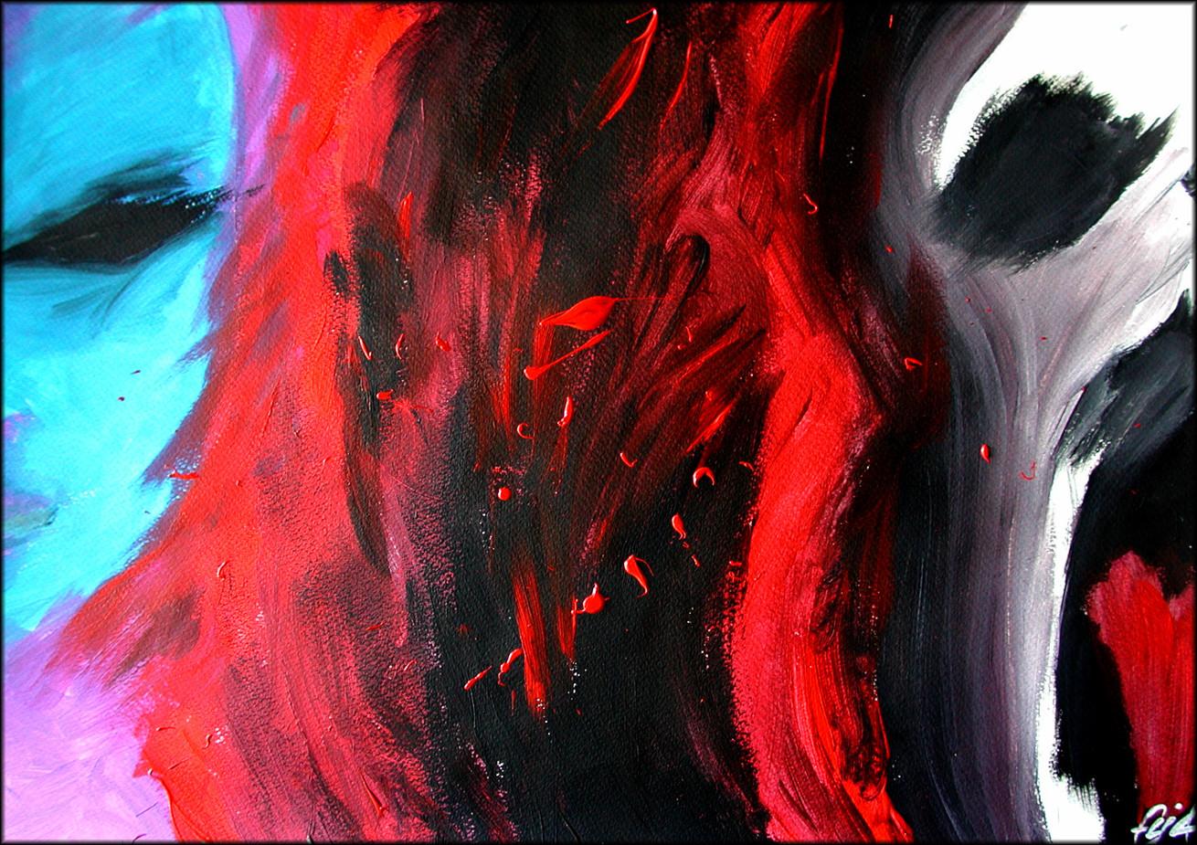 L'Urlo (omaggio a Munch)