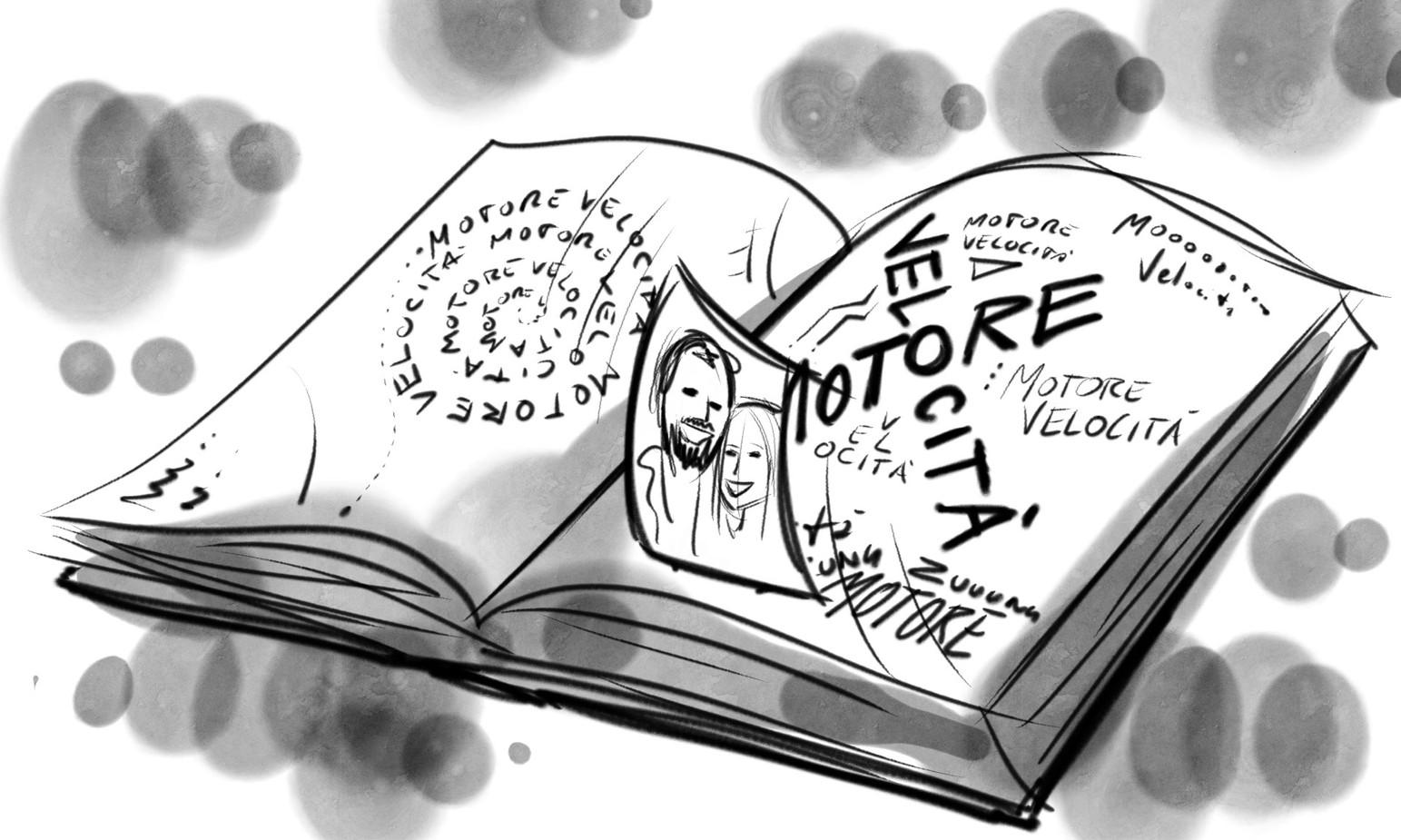 Omar Pedrini scena 6
