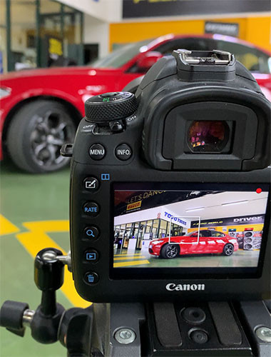 Pirelli Savoia Spot Video 2020