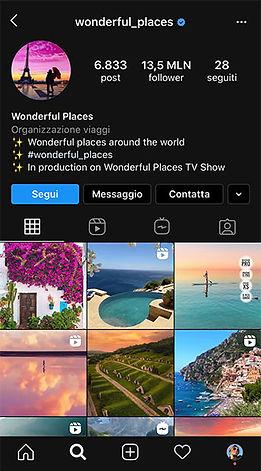 Instagram Content Creator Elia Cristofoli