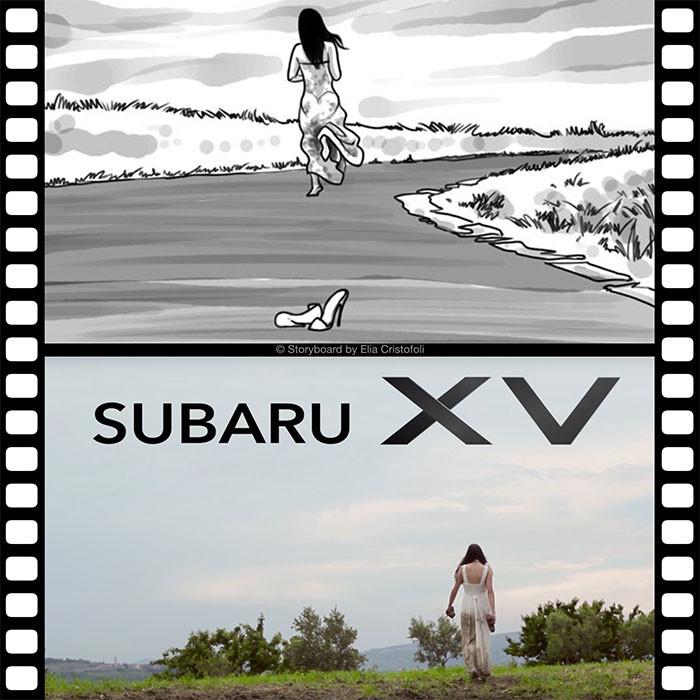 Subaru spot scena 16