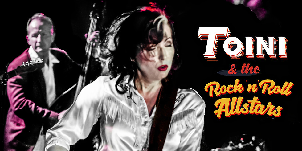 Live stream: Toini & The Rock'n Roll Allstars