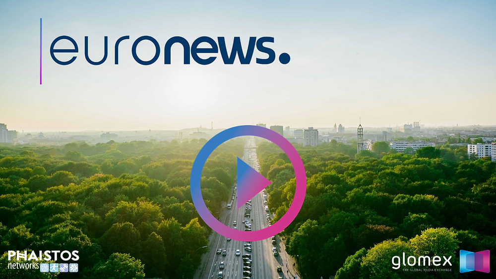 euronews onboarded on glomex