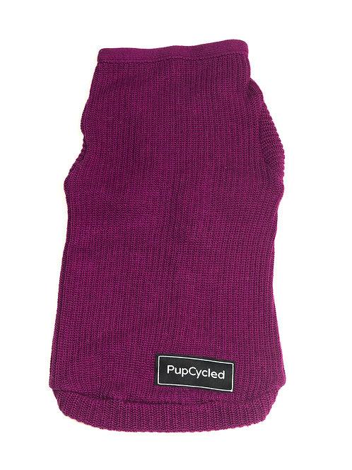 Purple Small Sweater