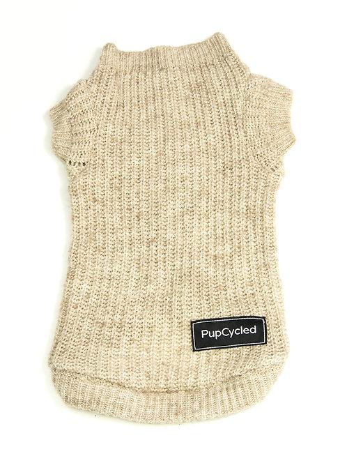 Beige Small Sweater