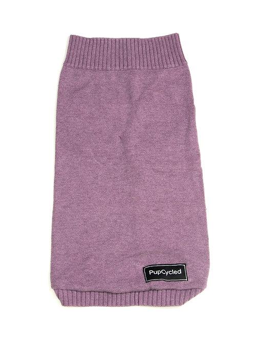 Purple Large Sweater