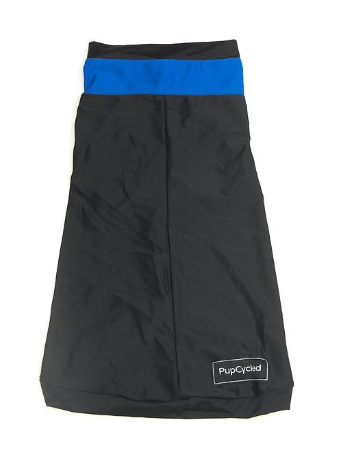 Black and Blue Medium Playsuit