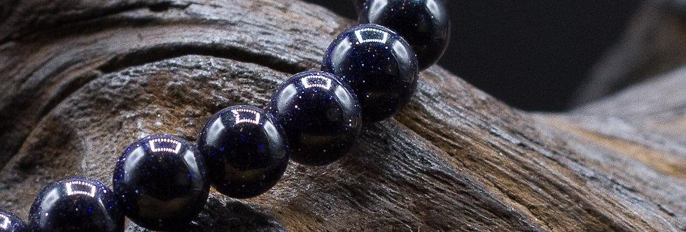 Bracelet Lithothérapie Blue Sand Stone