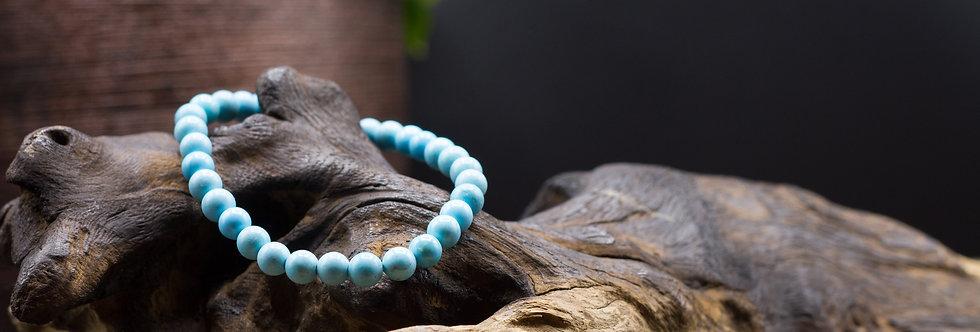 Bracelet Lithothérapie Turquoise