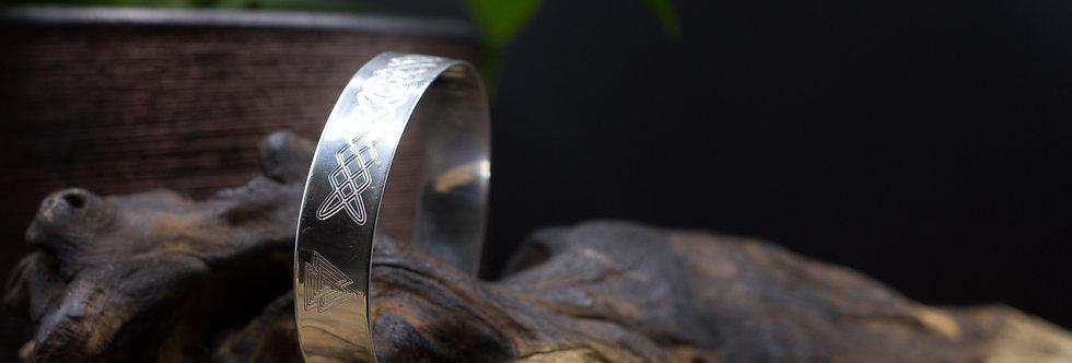 Bracelet gravé