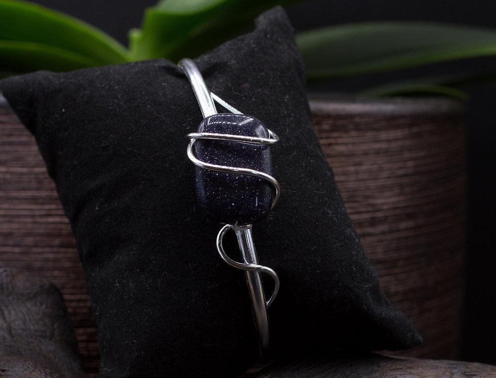 Bracelet avec pierre naturelle