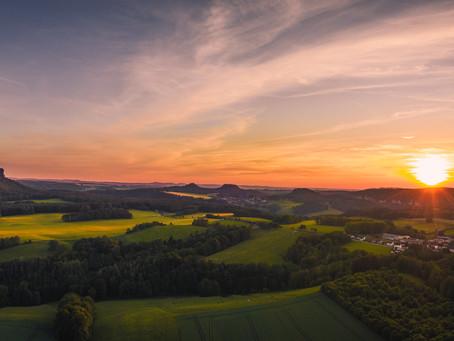 Übers Wochenende in die Sächsische Schweiz